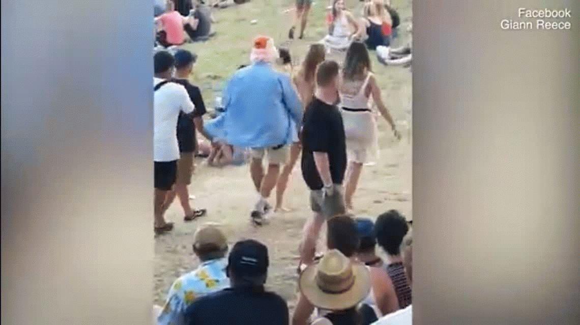 Habló la chica manoseada en un festival: Nadie te puede tocar sin permiso