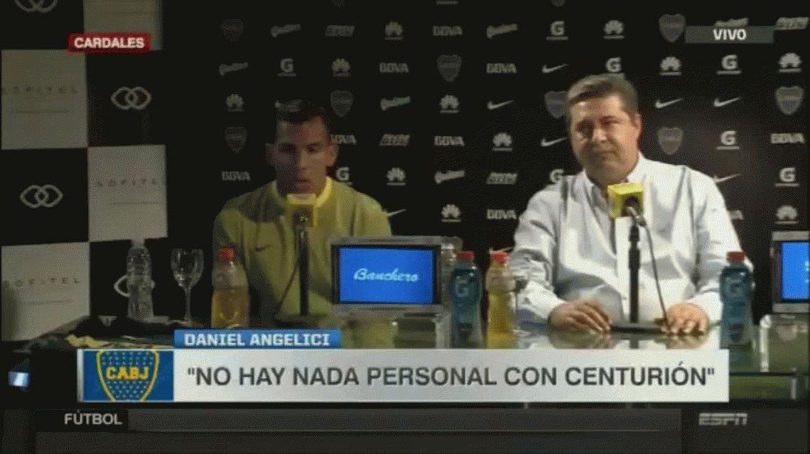 Antes no teníamos el balde de agua fría: ¿qué quiso decir Tevez en su presentación?