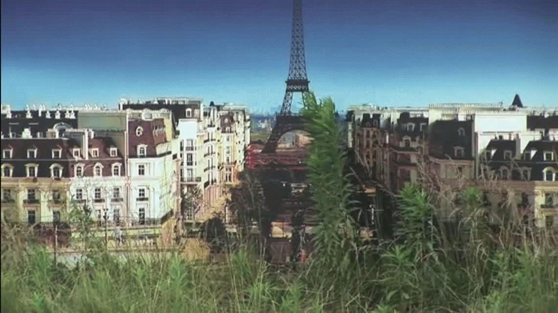 Tianducheng es la París china