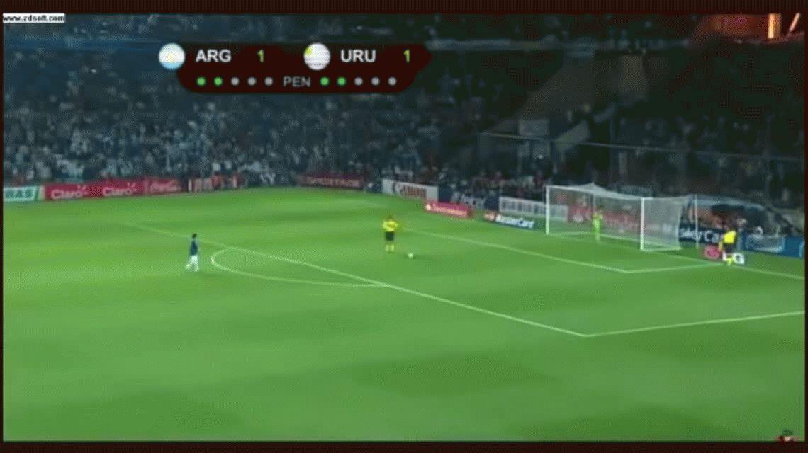 La brutal sinceridad de Tevez sobre su participación en la Copa América 2011