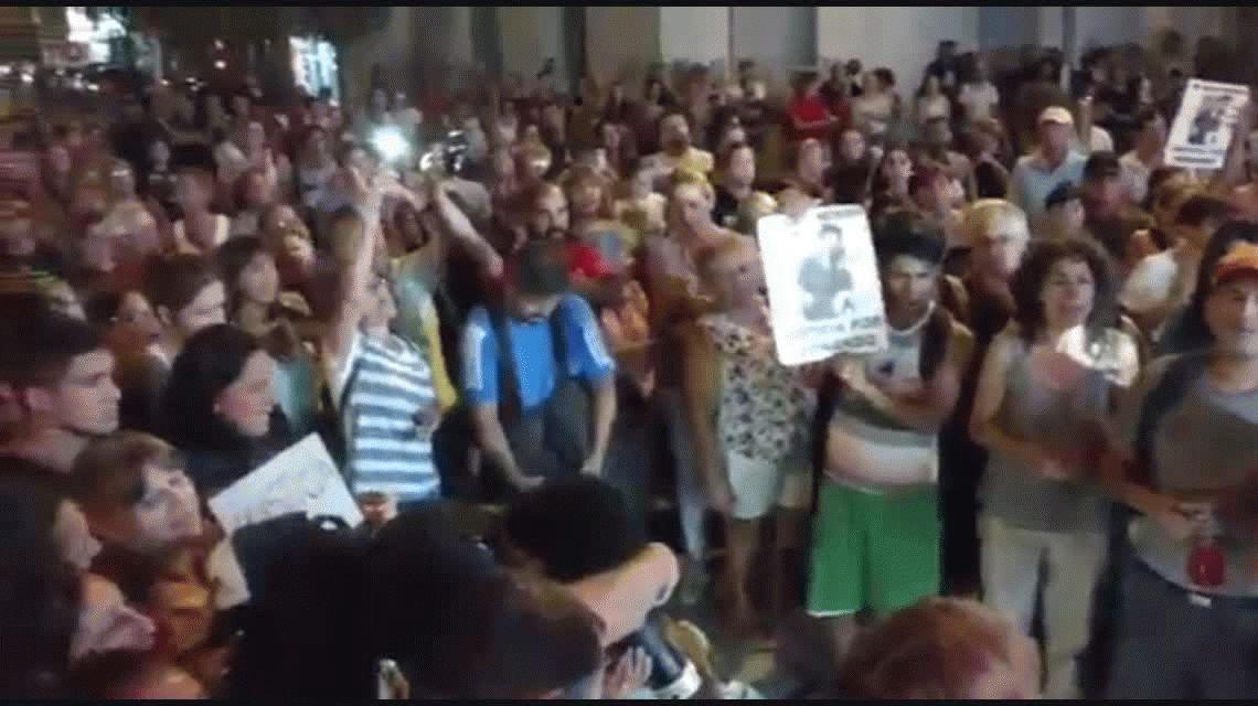 Masiva marcha en Gualeguaychú reclamando justicia por Fernando Pastorizzo