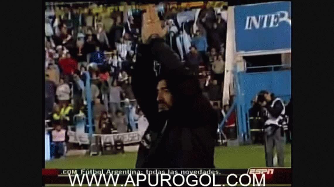 No fue por los alfajores: Garcé reveló por qué Maradona lo llevó a Sudáfrica 2010