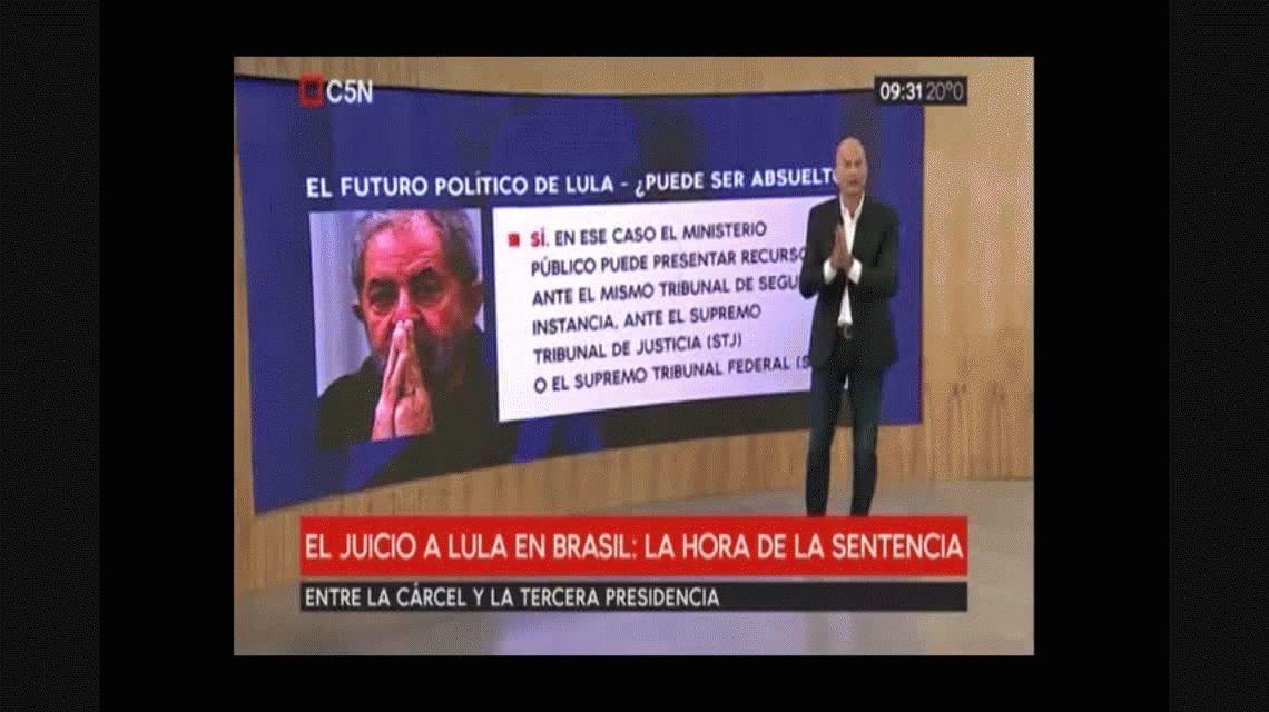Día clave para Lula da Silva: la Justicia decide si absuelve o ratifica la condena por corrupción