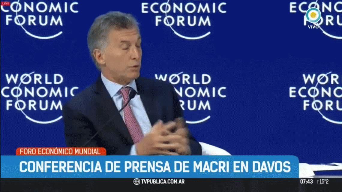 Para Macri, los pueblos originarios no existen: Somos todos descendientes de europeos
