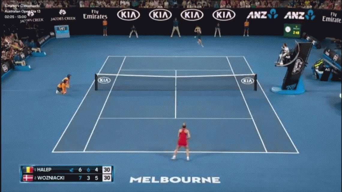 Wozniacki ganó el Abierto de Australia y es la nueva Nº1 del tenis femenino