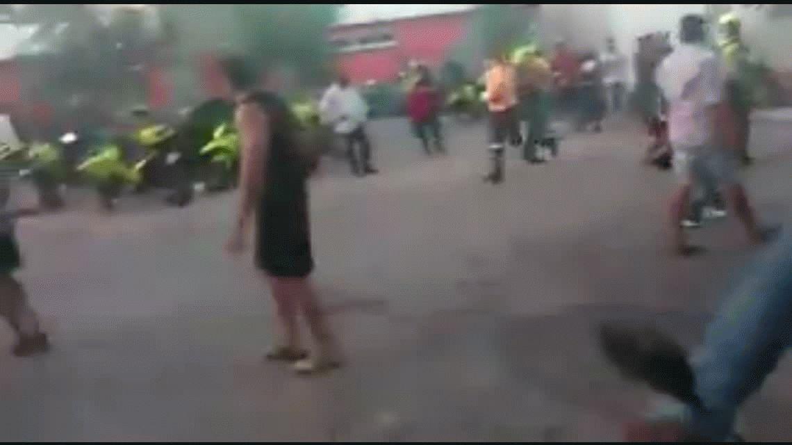 Cuatro muertos por un atentado en una comisaría de Colombia