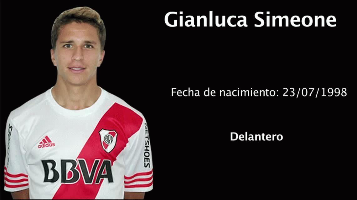 Cuestión de apellido: otro hijo de Diego Simeone llega al fútbol europeo