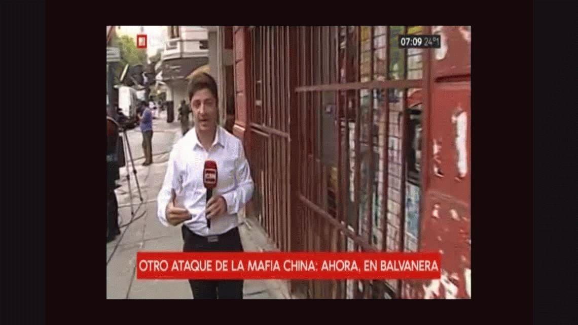 Asesinaron al dueño de otro supermercado chino en Balvanera