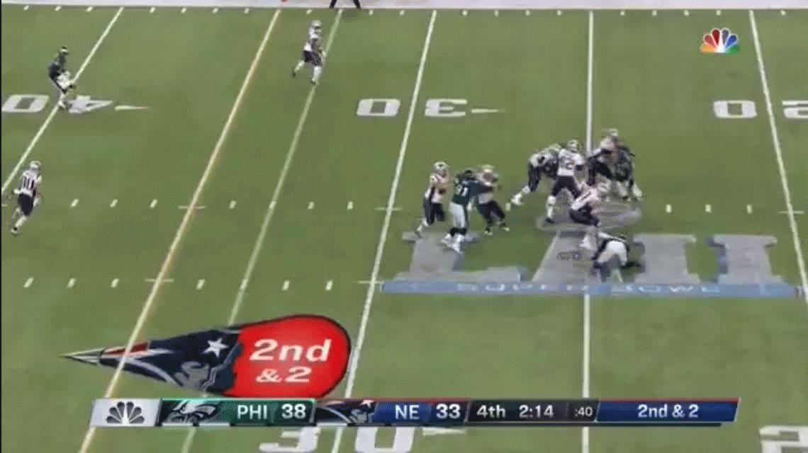 Super Bowl: Tom Brady, el Messi del fútbol americano, cometió un error que le costó el campeonato