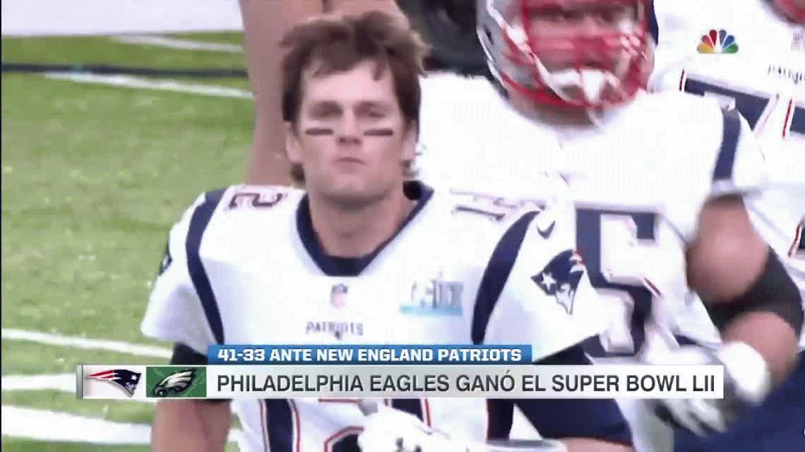 Por primera vez en su historia los Philadelphia Eagles gritaron campeón en el Super Bowl