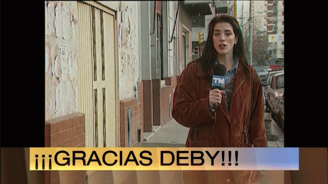 Murió Débora Pérez Volpin: Voy a seguir estando al lado de ustedes