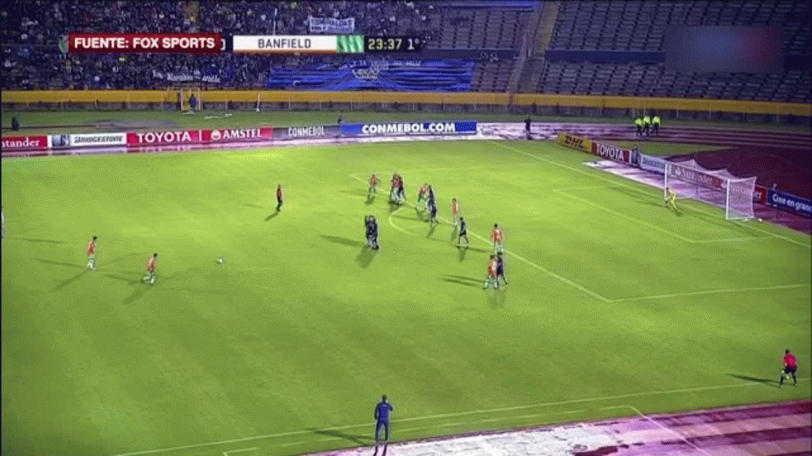 Agónica clasificación de Banfield ante Independiente del Valle