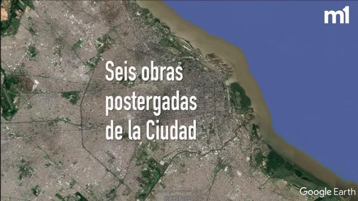 Promesas incumplidas y desidia: las obras postergadas de la Ciudad que esperan una solución