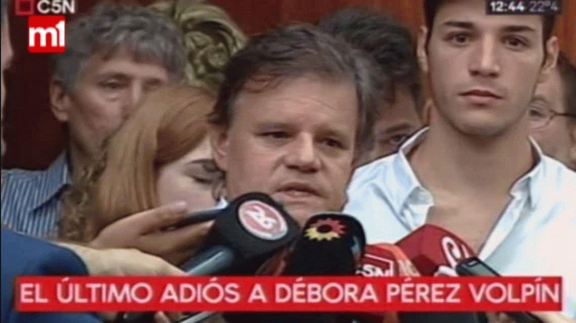 Quique Sacco, sobre Pérez Volpin: No tenemos rencores ni deseos de venganza