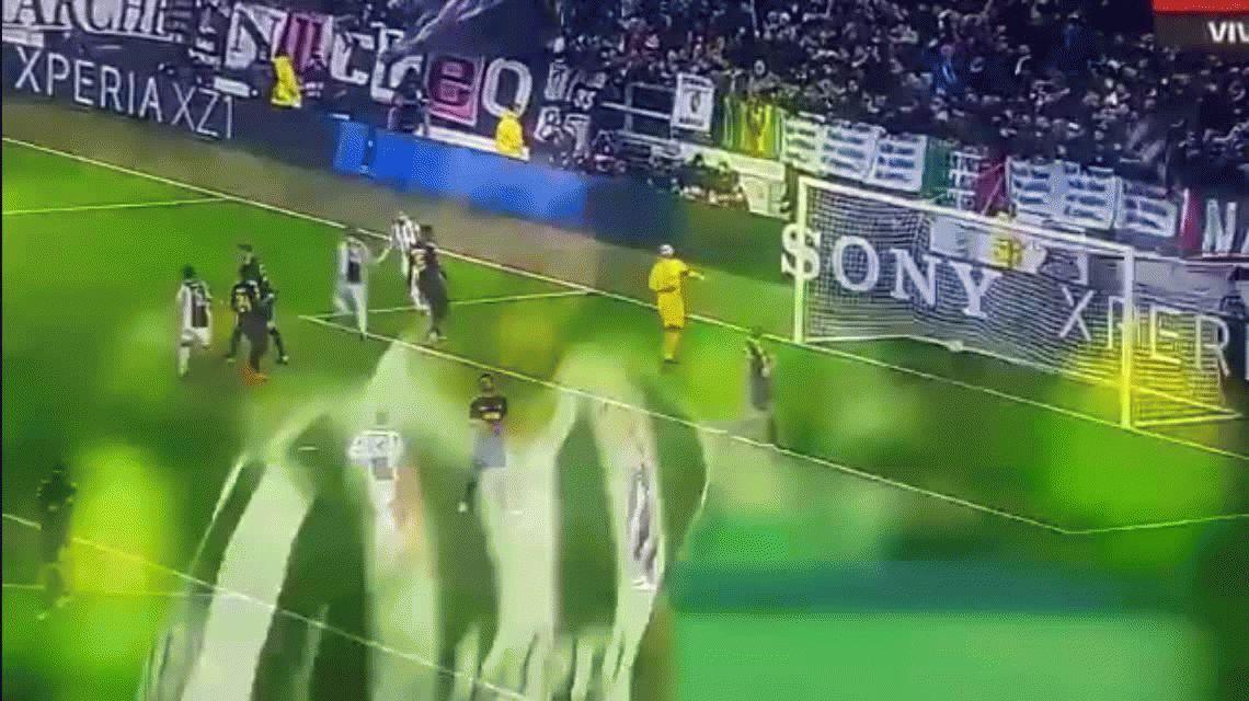 Dos goles en ocho minutos para la Juventus: Higuaín amarga al Tottenham de Pochettino