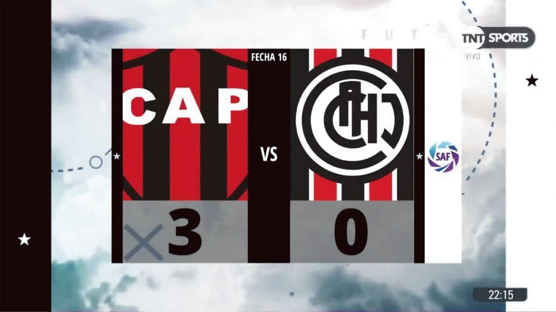 El menos pensado: Sebastián Ribas alcanzó a Benedetto como máximo goleador