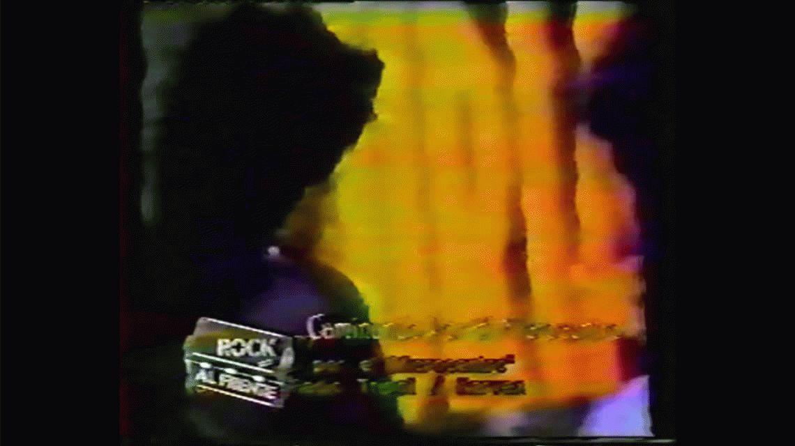 Attaque 77 nostálgico: así fue el primer videoclip de la banda