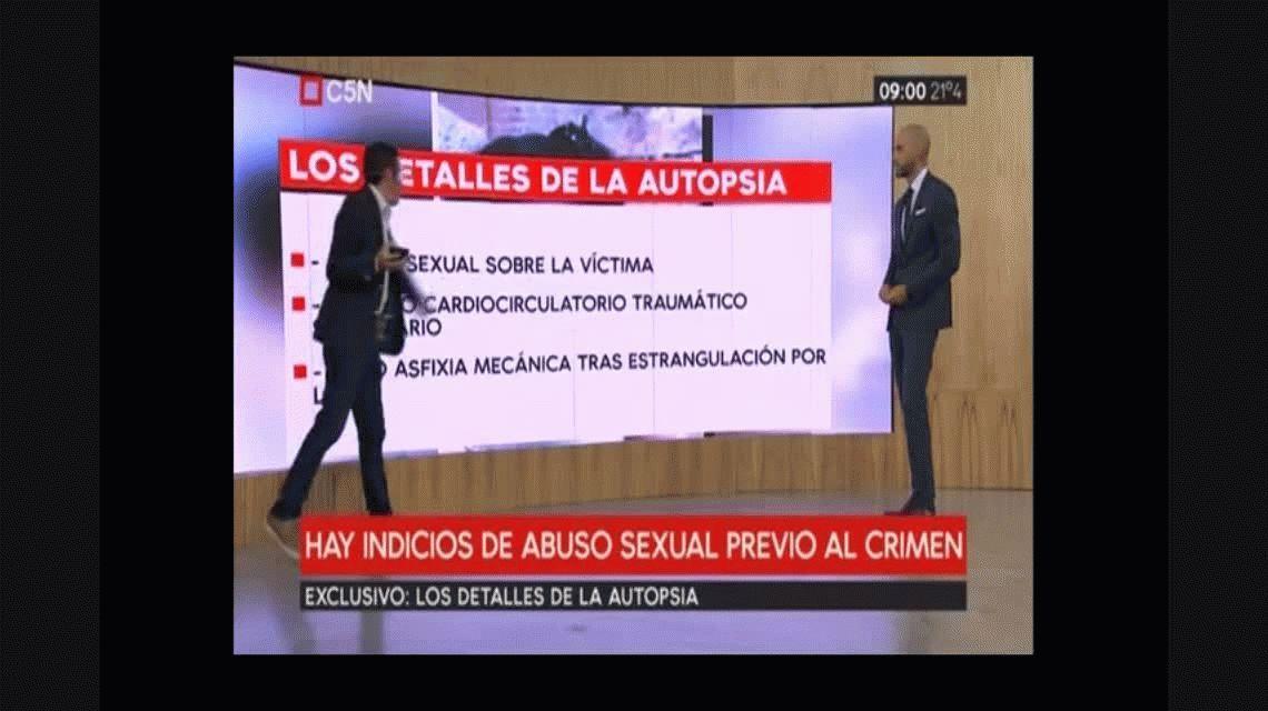 Crimen de Camila: la autopsia confirmó que fue abusada sexualmente