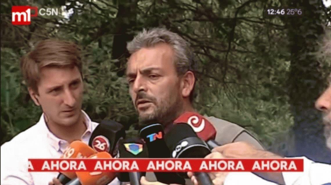 Era dulce y cariñosa: el dolor del padrastro de Camila Borda, la nena asesinada en Junín