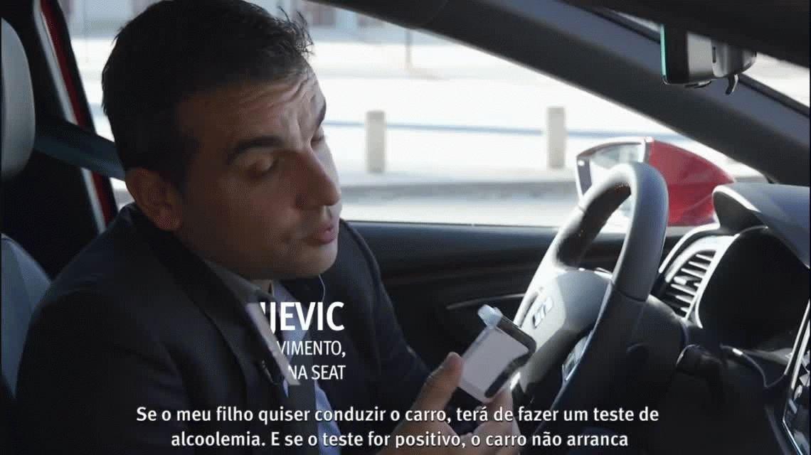 ¿El auto más seguro del mundo? Viene con control de alcoholemia incorporado