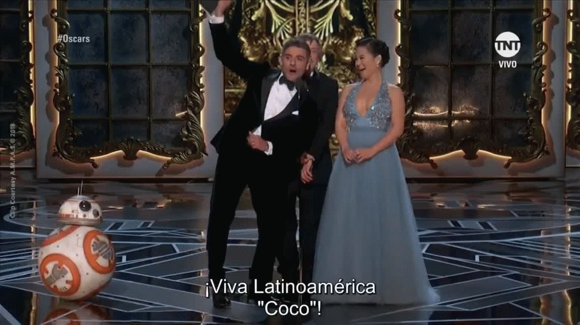La que hizo llorar a todos: Coco ganó el Oscar a la mejor película animada