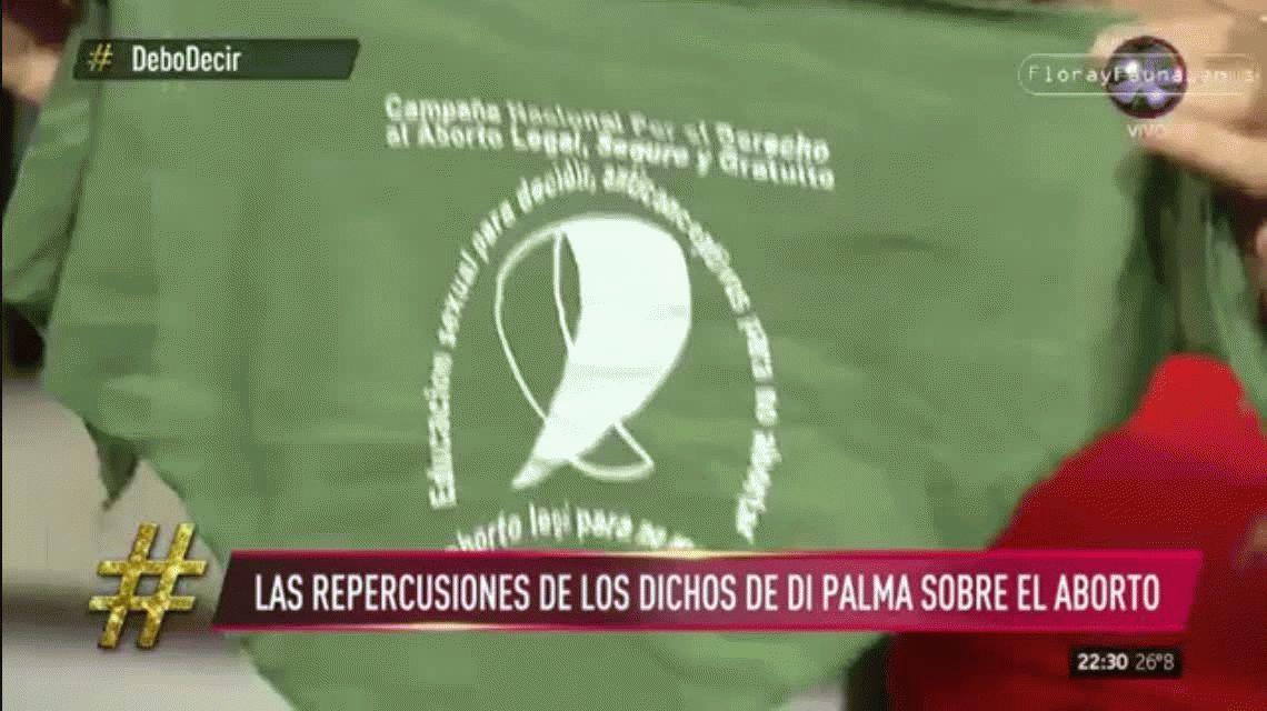 VIDEO: Marcos Di Palma volvió a hablar del aborto, pidió perdón y descarriló con otra frase