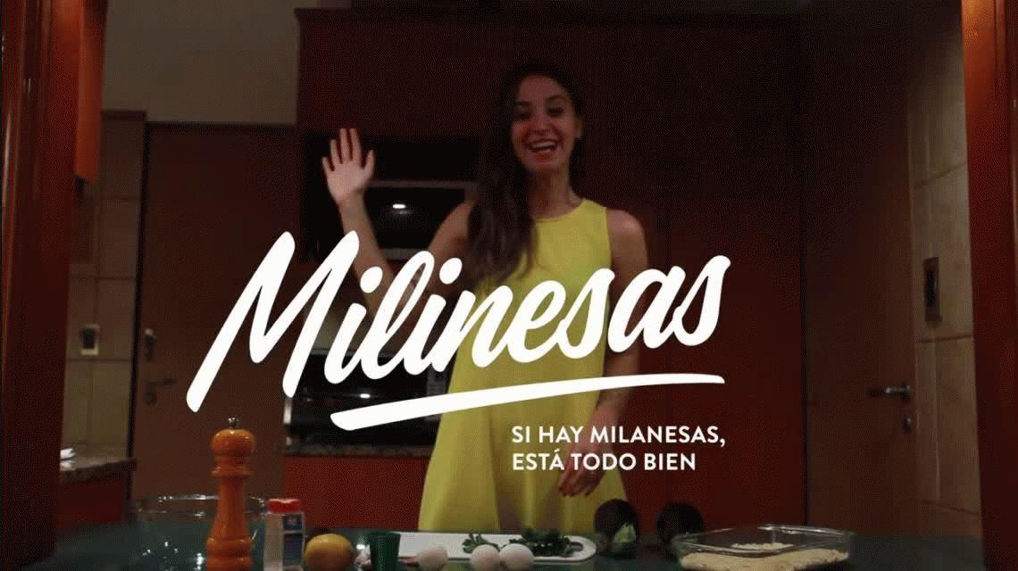 Amor, felicidad y Milinesas: un emprendimiento único para los fanáticos de la milanesa