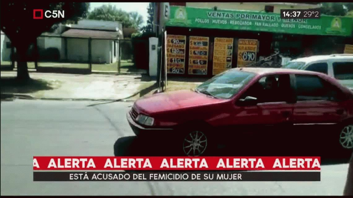 Detuvieron al abogado Rubén Carrazzone por el femicidio de su esposa: encontraron sangre en su casa