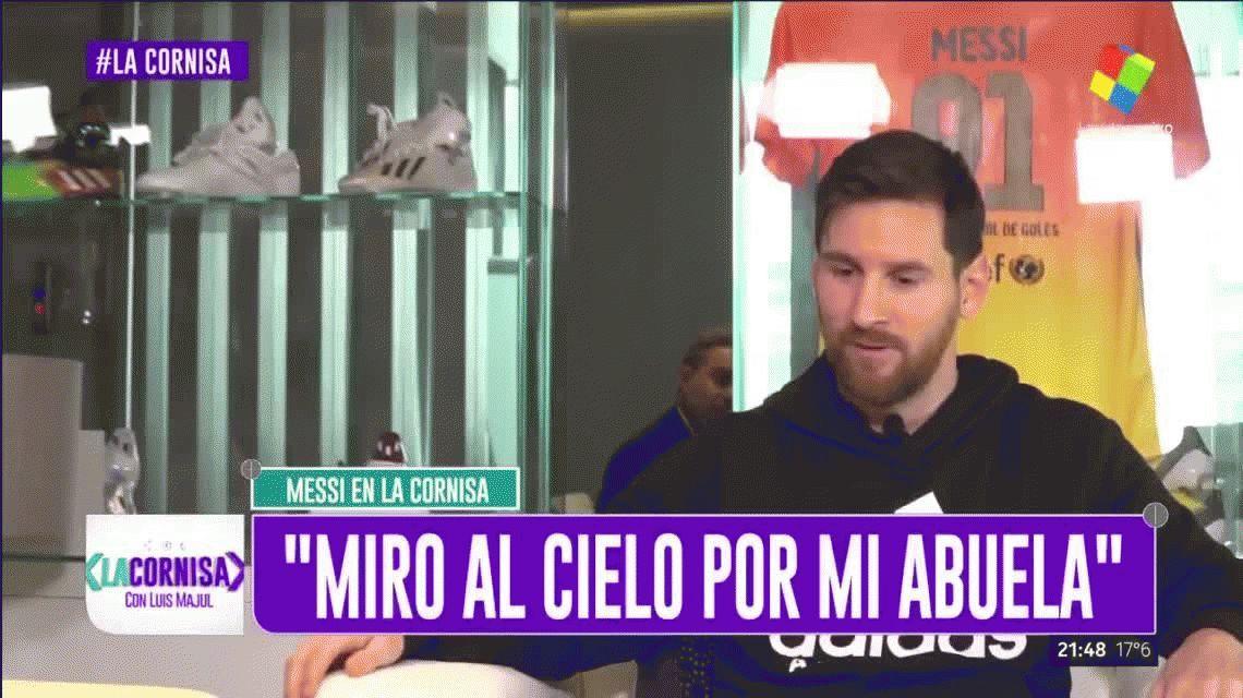 Messi: Si no somos campeones no nos quedará otra que dejar la Selección