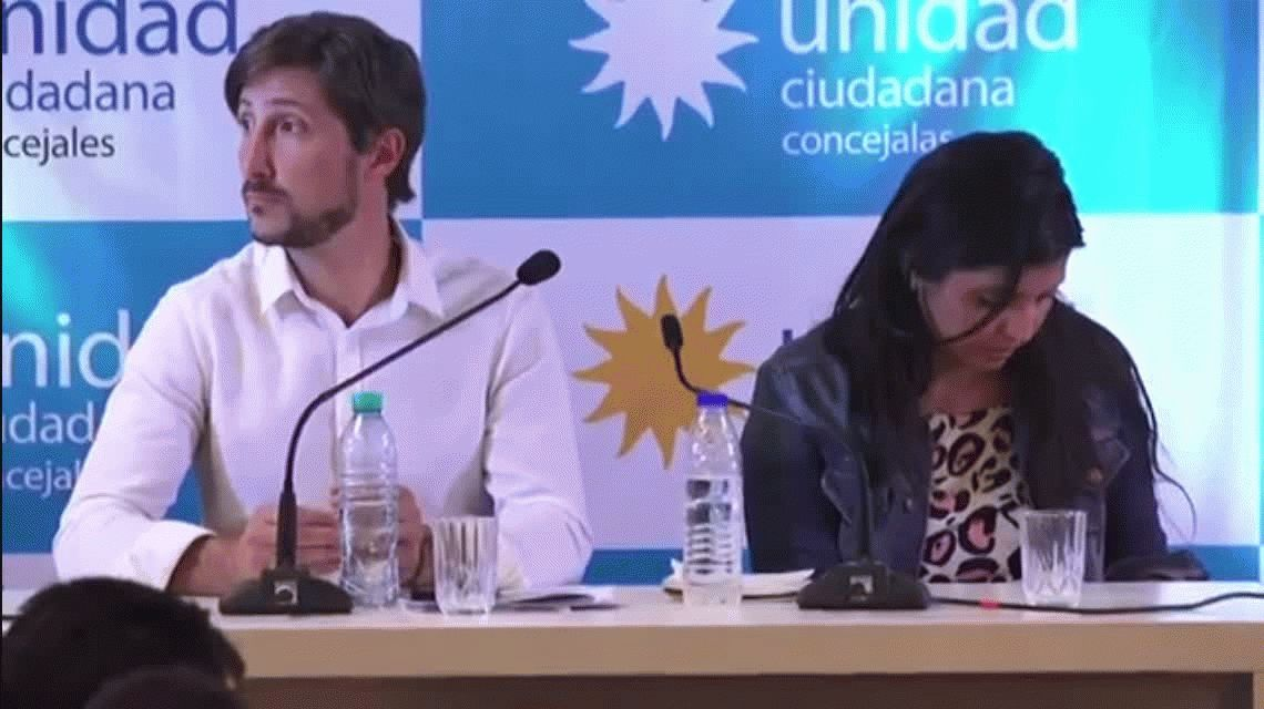 A Máximo Kirchner le dan risa las escuchas de Cristina y Parrilli