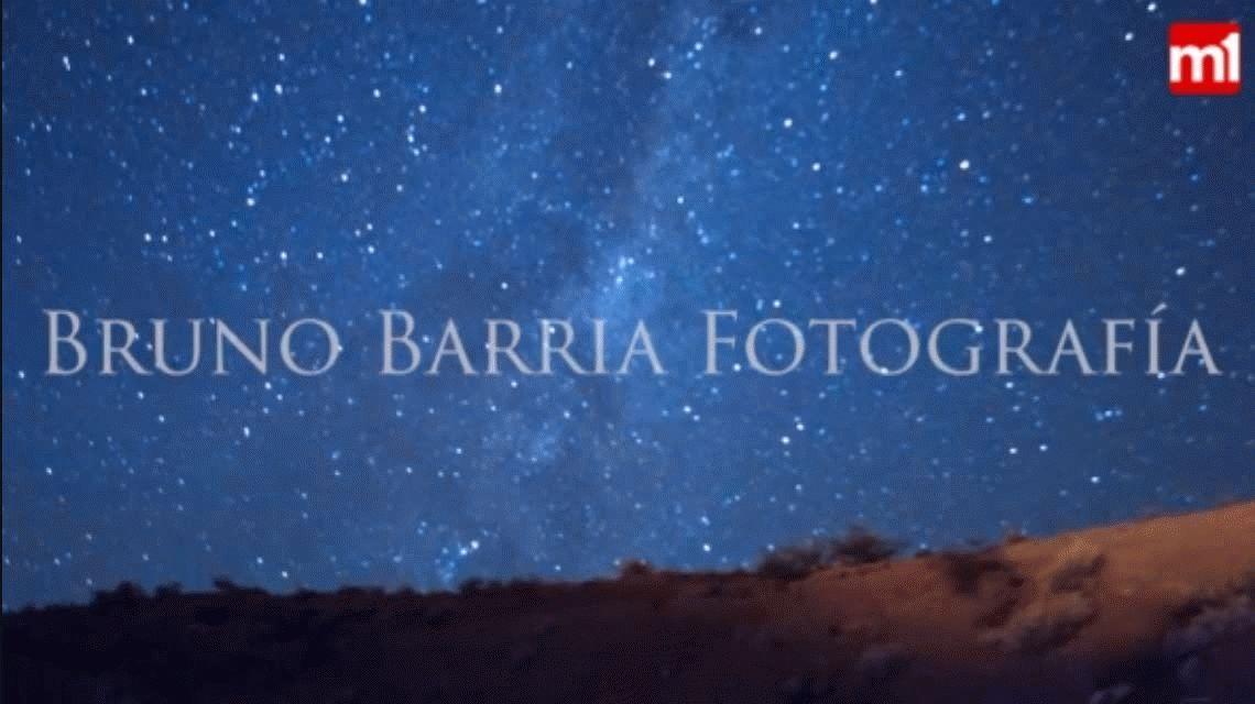 El increíble cielo nocturno de Neuquén se volvió un viral de ensueño