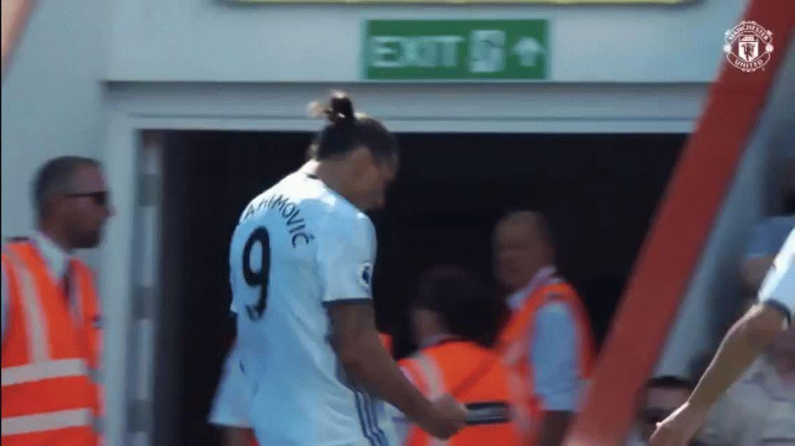 Goles de Zlatan Ibrahimovic en el Manchester United