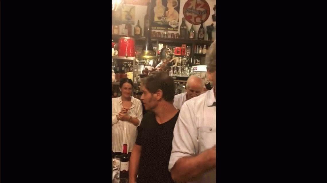 El video de Correa con referentes kirchneristas cantando Hasta siempre comandante