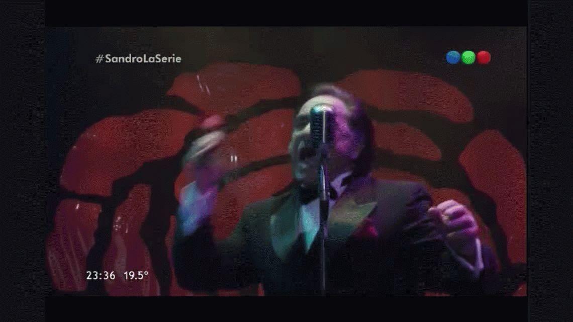 Emotivo: los tres Sandro se juntaron para cantar la última canción