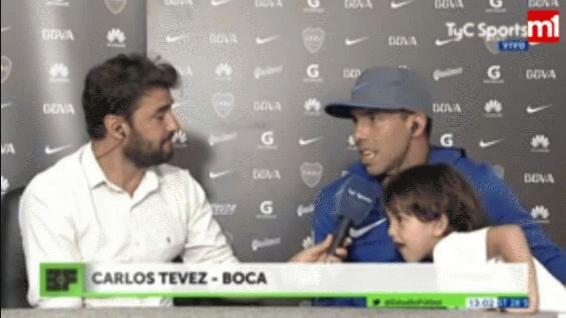 Lo que todos esperaban: Carlos Tevez confesó cómo fue que se lesionó