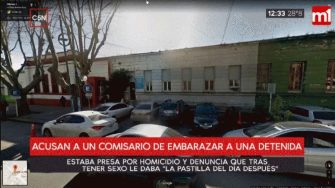 La Plata: echaron a un comisario por tener relaciones sexuales con una presa