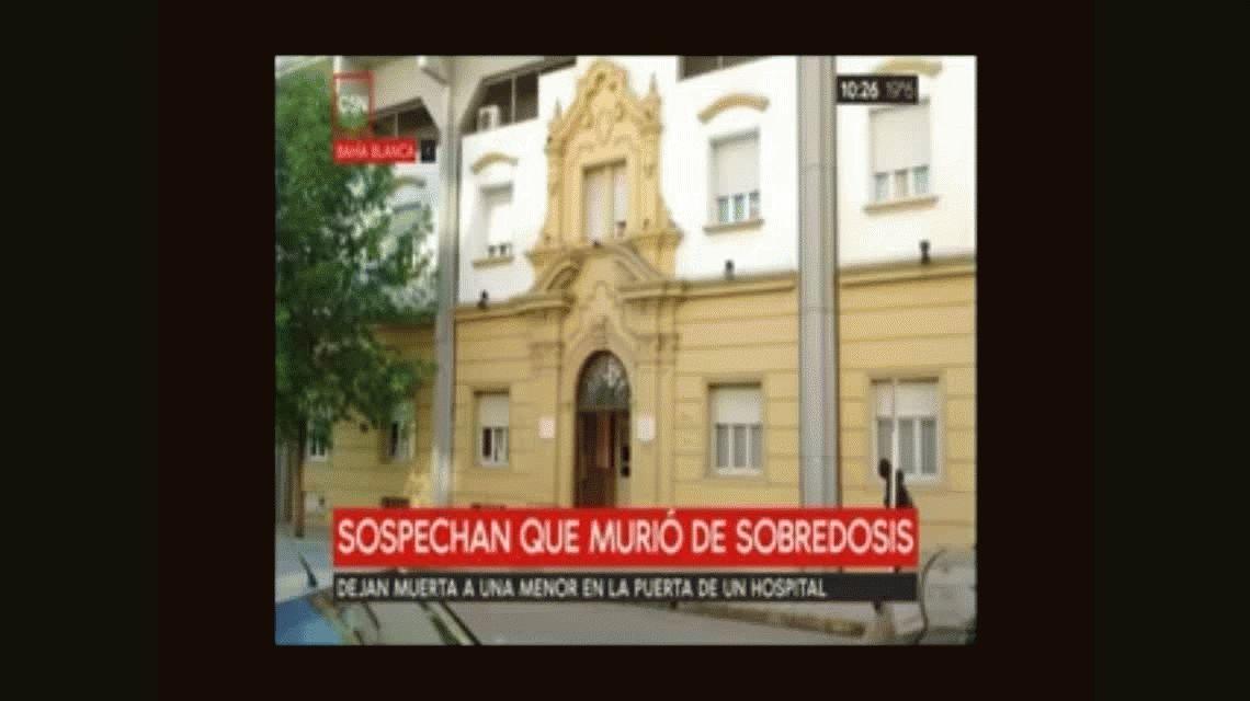 Bahía Blanca: una menor murió de sobredosis y apuntan al director de un colegio