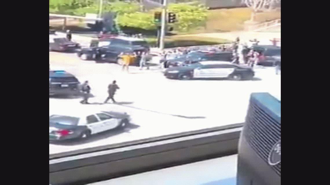 Una mujer, a los tiros en la sede de YouTube en California: un muerto y cuatro heridos