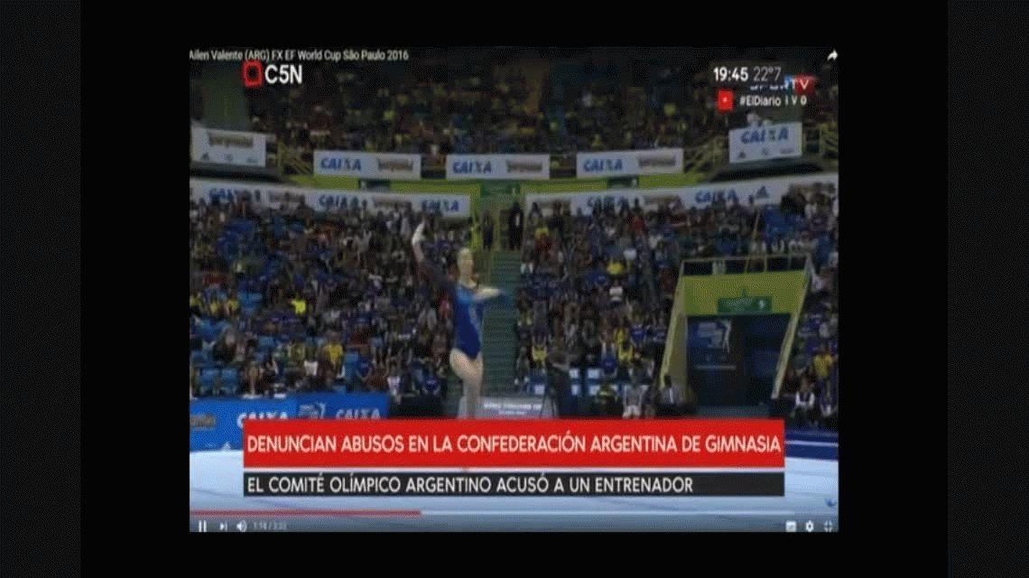 Denuncian abusos en la Confederación Argentina de Gimnasia
