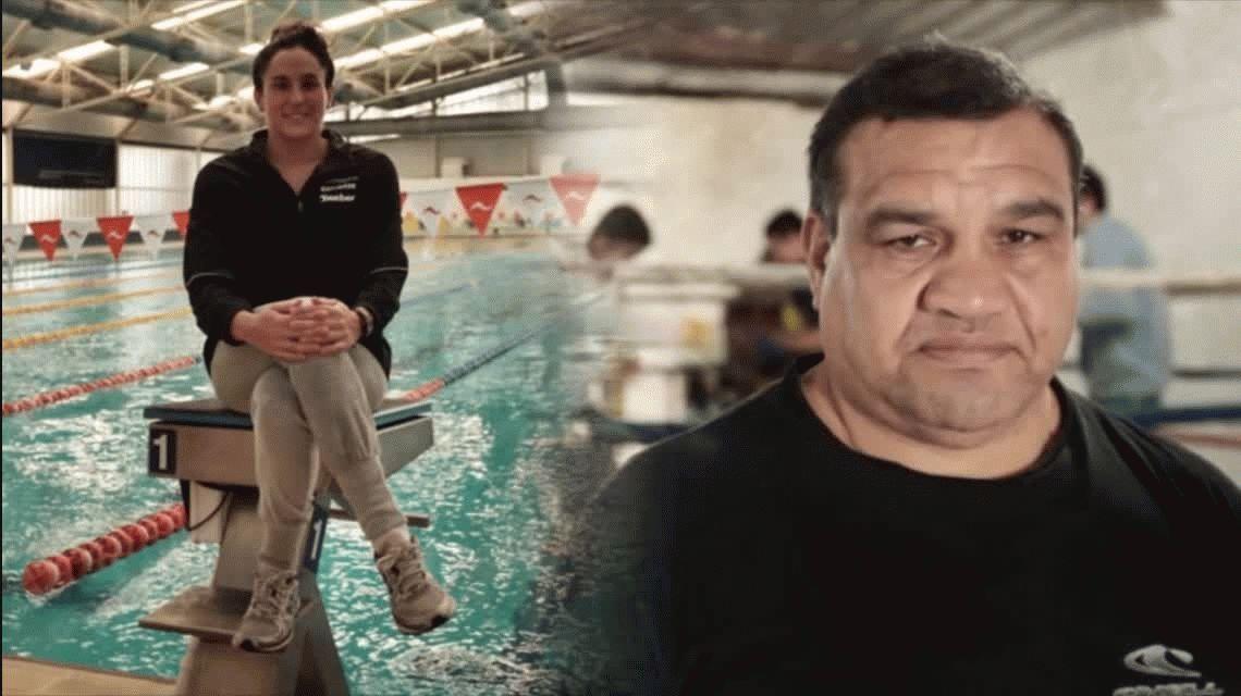 Orgullo argentino: la nadadora Pilar Geijo entró al Salón de la Fama