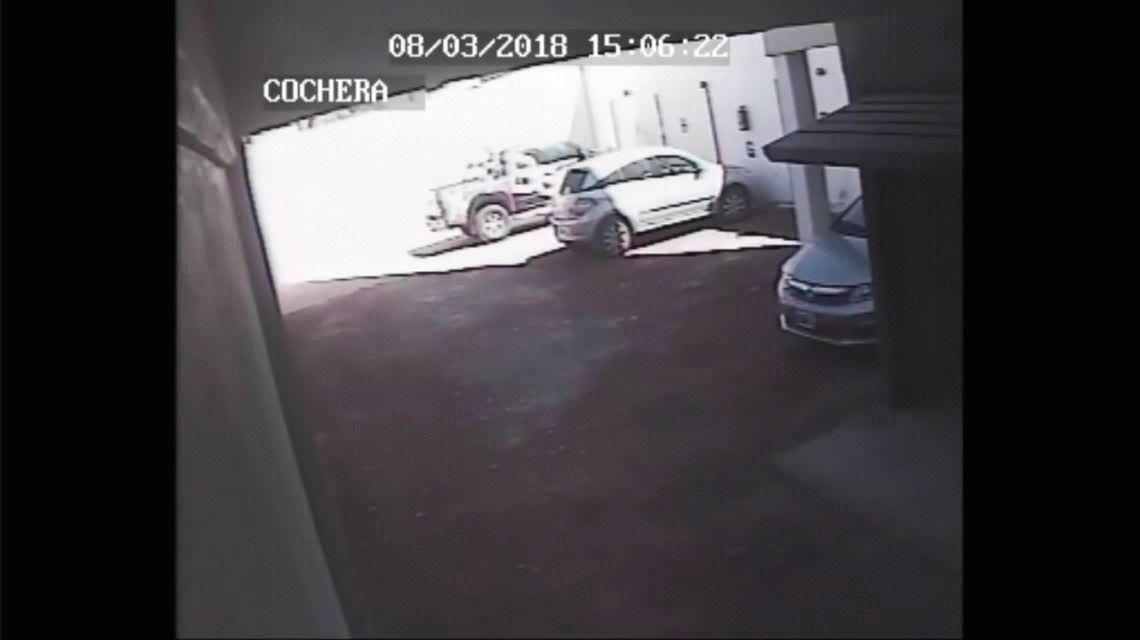 Así fue la brutal golpiza policial contra un joven que había sido detenido tras un robo