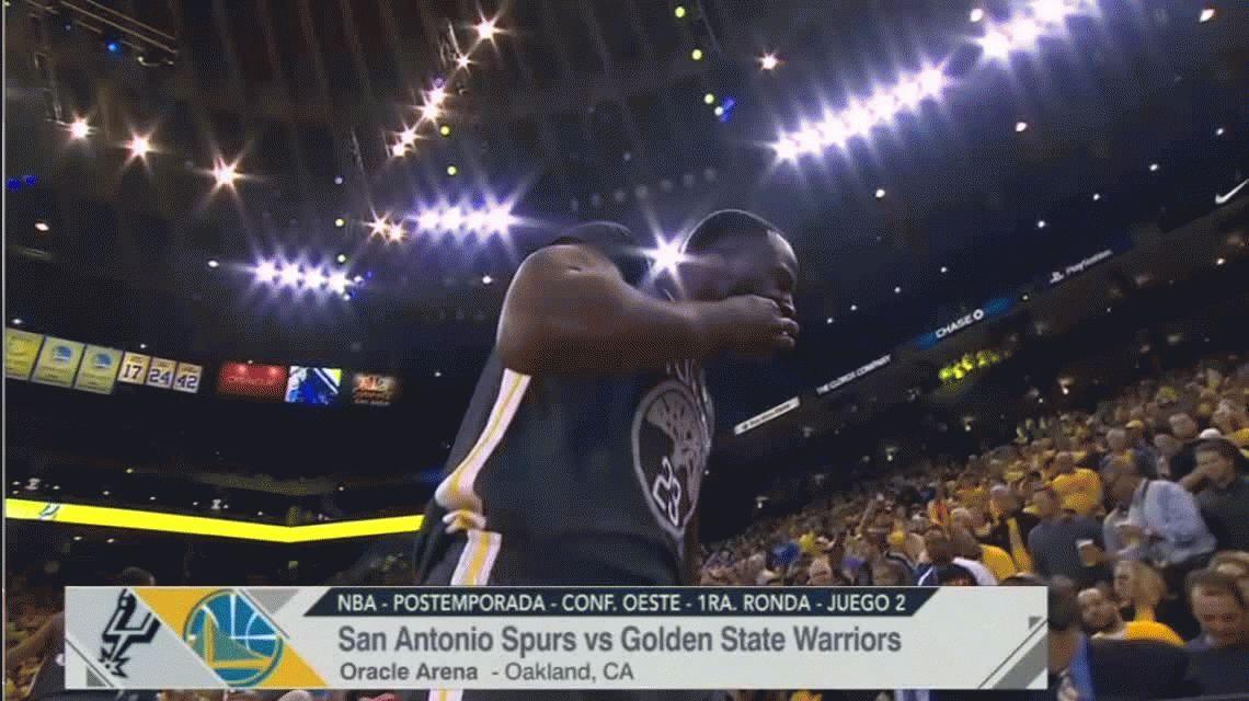 Los San Antonio Spurs de Ginóbili volvieron a perder y en los playoffs están abajo por dos
