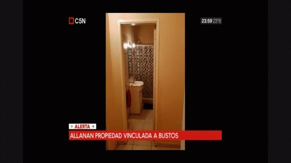 Abusos de menores de Independiente: allanaron una vivienda vinculada al árbitro Martín Bustos