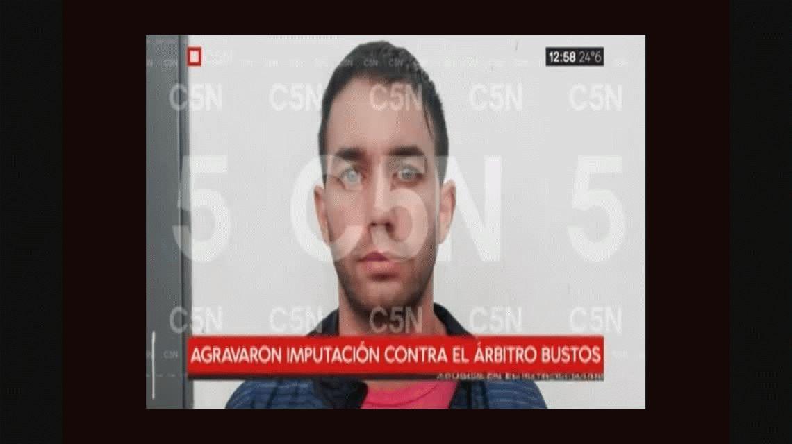 Se agrava la imputación contra el árbitro Bustos: habría dos víctimas más