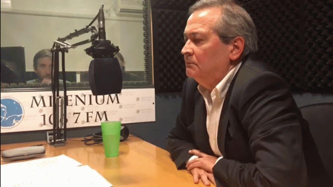 Cantero: El ex juez Oyarbide quiso meterse en Independiente