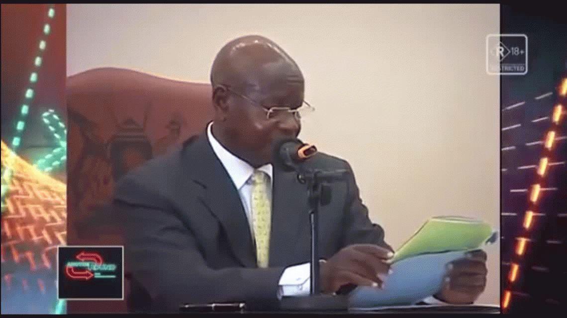 La boca es para comer: el presidente de Uganda quiere prohibir el sexo oral en su país