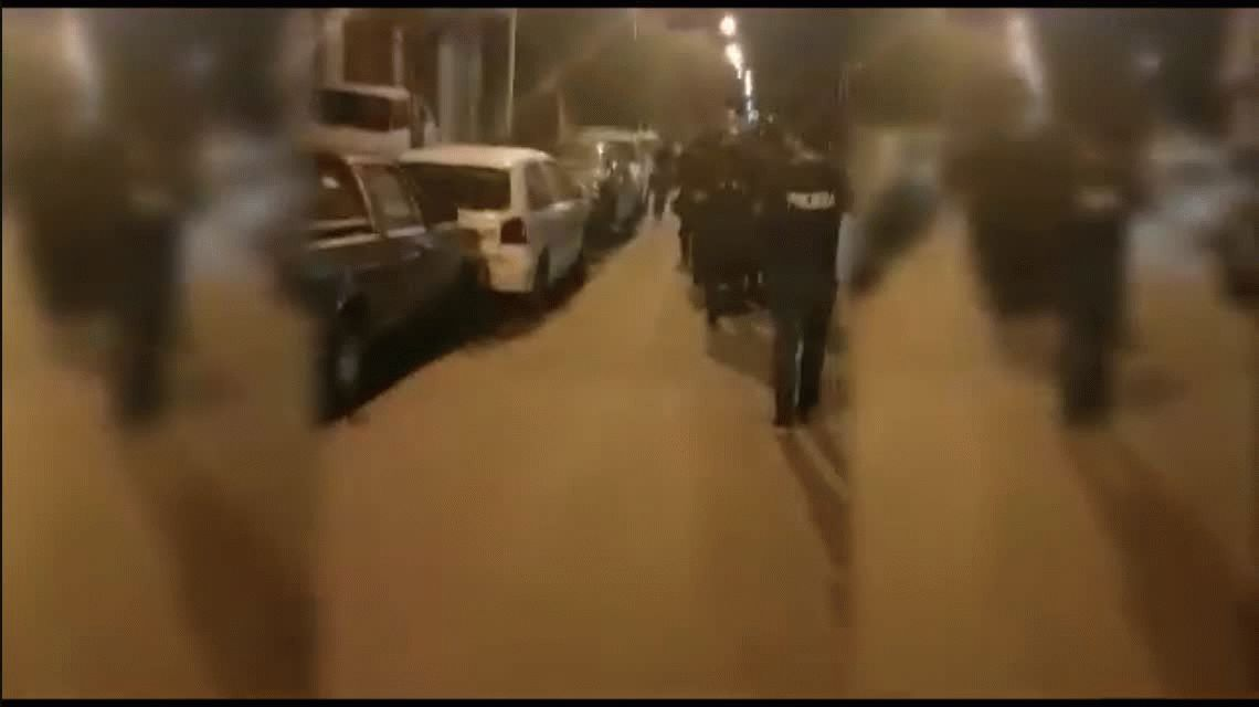 Armas, máscaras y salideras bancarias: cayó la banda de La Casa de Papel en Morón