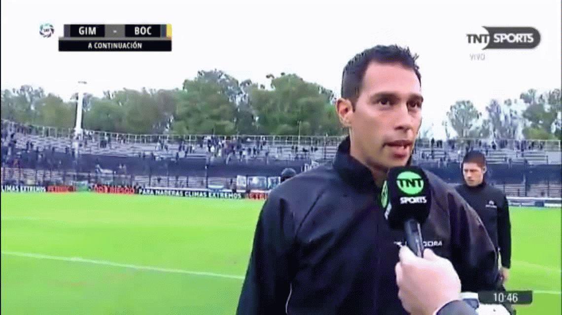 Se suspendió el partido entre Gimnasia y Boca por la fuerte tormenta