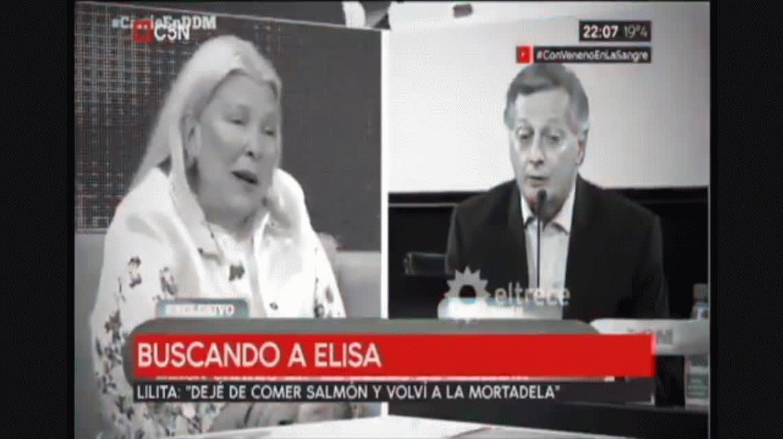 Buscando a Elisa: Carrió se ausentó en casi el 70% de las sesiones de Diputados el año pasado