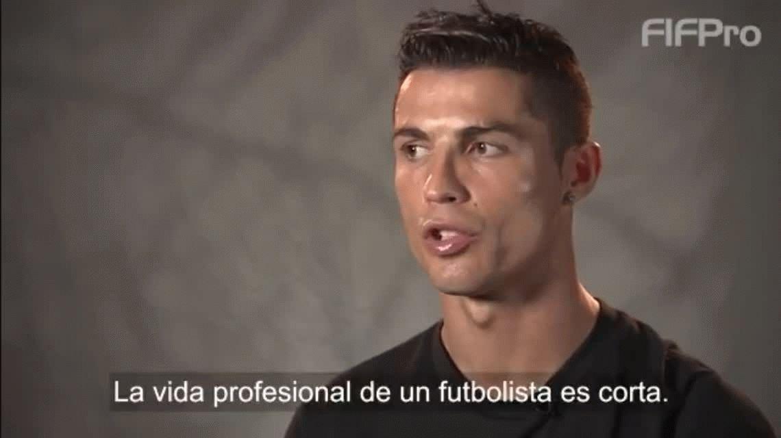 En el Día del Trabajador, Messi es la cara del sindicato de futbolistas